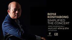 """บอยโกฯ เตรียมย้อนเวลา จัดคอนเสิร์ตภาค 2 """"BOYd50th #2 Simplified The Concert"""""""