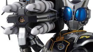 Medicom ปล่อยของร้อน RAH DX Kamen rider G4 (ตัวพิเศษ)
