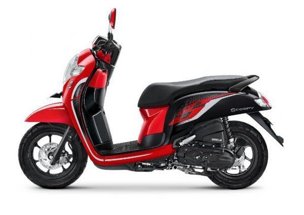 Honda Scoopy 110i