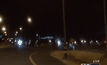 วัยรุ่นเมืองสุรินทร์ปิดถนนแข่งรถจักรยานยนต์