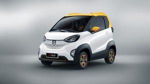 MG กำลังทดสอบรถยนต์ไฟฟ้า 2ที่นั่ง Baojun E100 ที่ประเทศอินเดีย