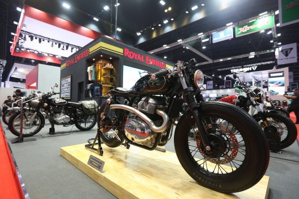 royal enfield The Prime Project