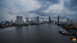 อุตุฯ เผยไทยยังมีฝนฟ้าคะนอง – กรุงเทพฯ ฝนตก 60 %