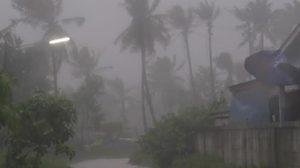 อุตุฯ เผยภาคกลาง-ตะวันออก กทม.มีฝนฟ้าคะนอง เหนือ-อีสาน ฝนลด