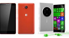 Microsoft เผยภาพ Lumia 1030 และ Lumia 750 มาให้แฟนๆ ได้ตื่นเต้นกันอีกครั้ง