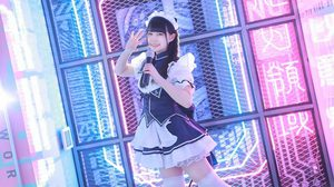 น่าโดนมาก!! Akiba Zettai Ryoiki เมดคาเฟ่สไตล์ไซเบอร์พังค์ที่กำลังมาแรงที่สุดในญี่ปุ่น