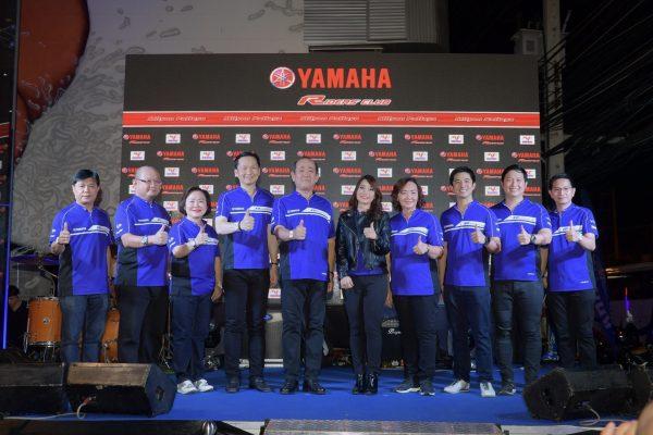 Yamaha Riders' club Pattaya
