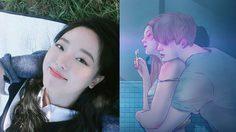 Hyocheon Jeong ศิลปินสาวเจ้าของภาพวาดสุดเร่าร้อนที่กำลังดังในโลกโซเชียล