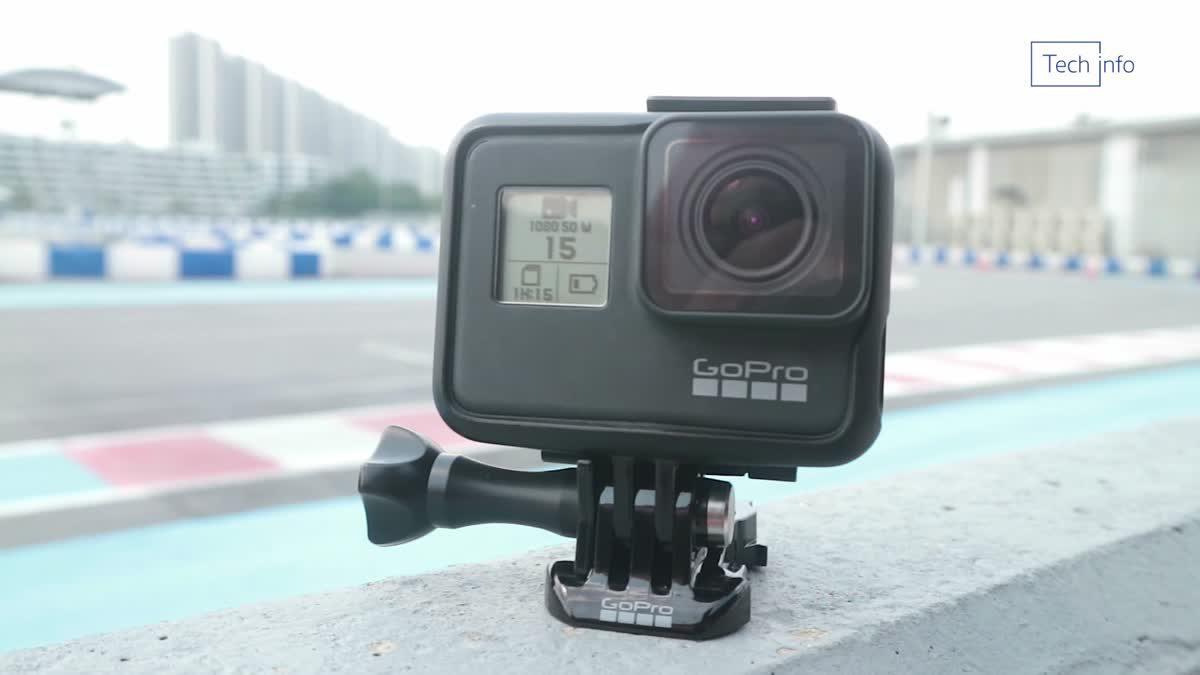 GoPro HERO7 Black ทดสอบ HyperSmooth และ TimeWarp ฟีเจอร์ใหม่