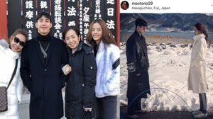 แม่แม่ซี้ปึ้ก! โตโน่-ณิชา จัดทริปพา 2 ครอบครัวกระชับสัมพันธ์เที่ยวญี่ปุ่น