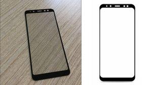 หลุดภาพชิ้นส่วนหน้าจอ Galaxy A8 ปี 2018 จะมาพร้อมจอไร้กรอบและกล้องหน้าคู่ตัวแรกของ Samsung