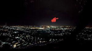 เปิดคลิปชัดๆ นาทีโคมลอยเฉียดหัวเครื่องบิน กัปตันลั่นเสียวสุด ตั้งแต่บินมา 12 ปี