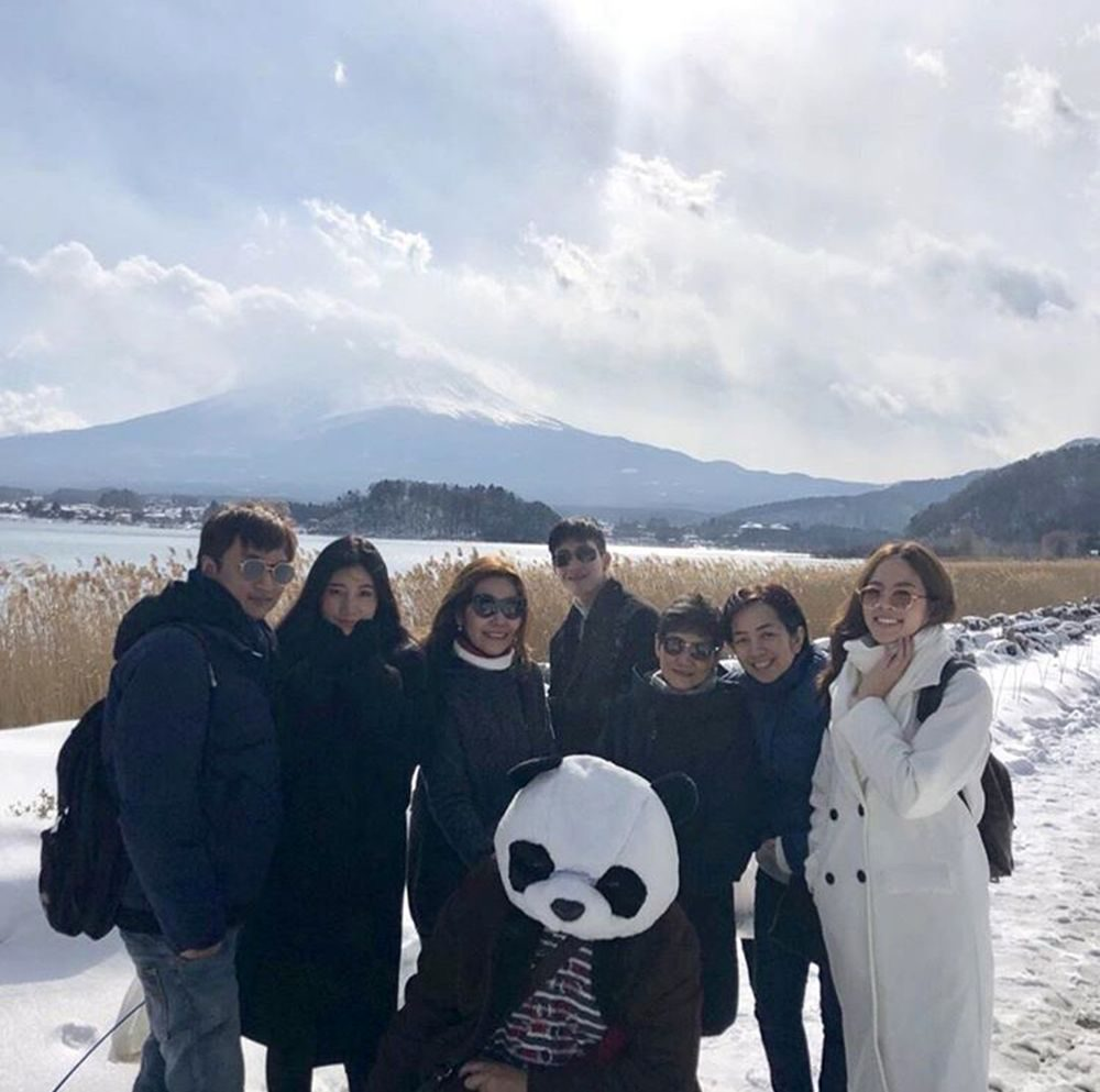 โตโน่-ณิชา พาสองครอบครัวเที่ยวญี่ปุ่น