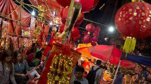 ประมวลภาพ เทศกาลตรุษจีน จากทั่วโลก ปี 2016