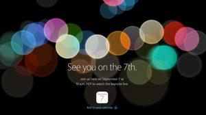 Apple ประกาศวันเปิดตัว iPhone 7 อย่างเป็นทางการแล้ว