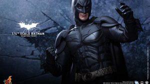 Hot toys The Dark Knight Rises: 1/4th scale ใหญ่สะใจ!
