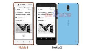 หลุด!! ภาพเรนเดอร์ Nokia 2 สมาร์ทโฟนรุ่นเล็กจาก Nokia