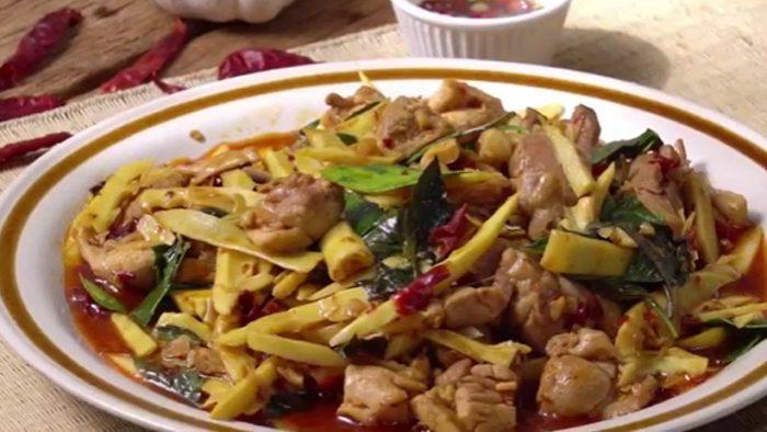วิธีทำ ผัดหน่อไม้ไก่ เมนูทำง่าย อิ่มอร่อย