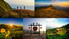 เที่ยวภูเขาสะใจ! กับ 5 ม่อนเมืองไทย ต้องไปให้รู้