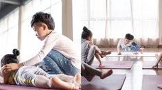 เด็กชาวจีนวัย 7 ขวบ ครูสอนโยคะที่เด็กที่สุดในประเทศจีน