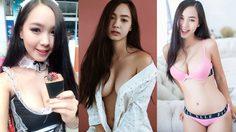 พิม สาวน้อยหน้ามัธยมหวานจับใจ หุ่นมหาลัยสุดร้อนแรง