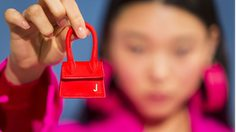 ไอเดียสุดบรรเจิด!! แฟชั่นกระเป๋า ใบเล็กจิ๋วขนาดนี้จะเล็กที่สุดในโลกหรือเปล่า?!!