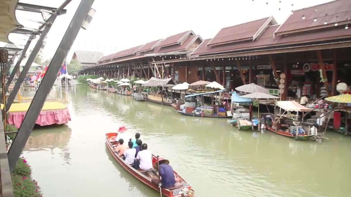 ตลาดน้ำ 4 ภาคสั่งปิดกิจการร้านขายม้าน้ำย่าง ทำเสียภาพลักษณ์ท่องเที่ยว