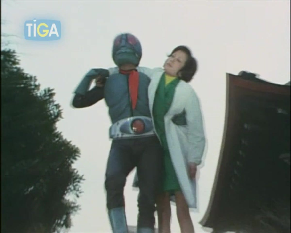 Masked Rider ตอนที่ 5-3