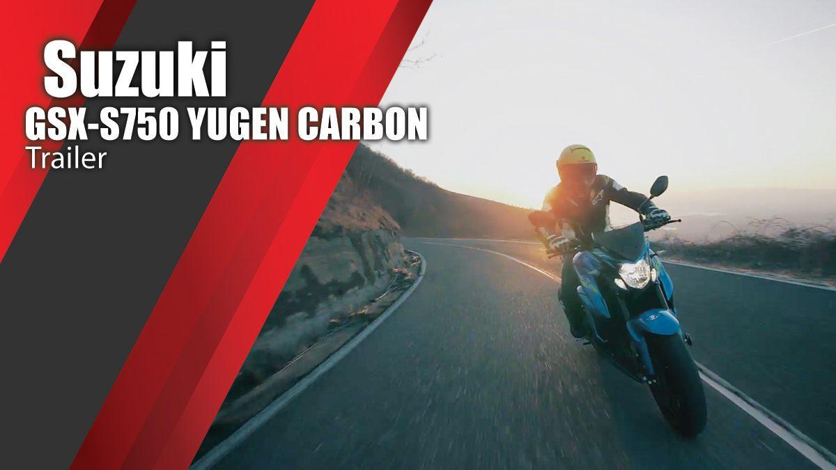 Suzuki GSX-S750 YUGEN CARBON Trailer