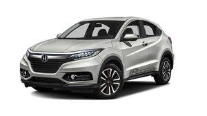 เรนเดอร์ 2018 Honda HR-V โผล่อีกครั้ง หลังเพิ่งมีสปายชอต