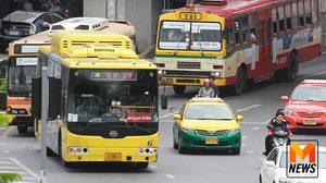 ขสมก.สั่งยกเลิกเครื่องหยอดเหรียญบนรถเมล์ หลังมีปัญหาใช้งานไม่ได้จริง