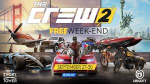 The Crew 2 เล่นฟรีสุดสัปดาห์ พร้อมปล่อย DLC ใหม่ GATOR RUSH