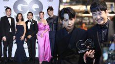 GQ THAILAND เชิญเหล่าคนดังร่วมประกาศผล GQ MEN OF THE YEAR 2019
