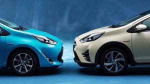 Toyota Aqua ปรับโฉมอีกครั้งที่ญี่ปุ่น