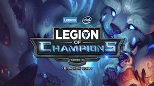 เลอโนโวและอินเทลเตรียมความพร้อม Legion of Champions III ต้นปี 2019