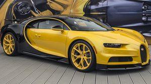 Bugatti Chiron สุดยอดรถหายาก จัดส่งให้ลูกค้าคันแรกในสหรัฐอเมริกา