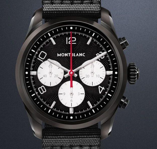 เปิดตัว Montblanc Summit 2 smartwatch หรูจากสวิส รุ่นแรกที่ใช้ Snapdragon 3100