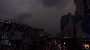 ประกาศกรมอุตุนิยมวิทยา ฉบับที่ 3 ฝนตกหนักถึงหนักมากในบริเวณภาคใต้