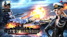 สงครามแห่งน่านน้ำกำลังจะเริ่มแล้วใน War of Warship เล่นพร้อมกัน 4 ประเทศแล้ววันนี้