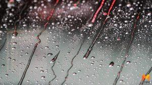 อุตุฯ เผยทั่วไทยมีฝนฟ้าคะนอง กทม.ตกร้อยละ 40 ของพื้นที่