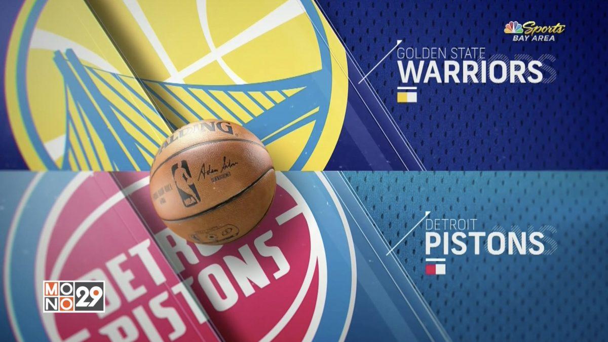 Highlight - Dallas Mavericks VS Oklahoma City Thunder - Detroit Pistons vs  GoldenState Worriors