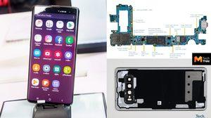 ชำแหละ Galaxy S10+ พบมีราคาต้นทุนเฉพาะชิ้นส่วนอยู่ที่ 13,400 บาท