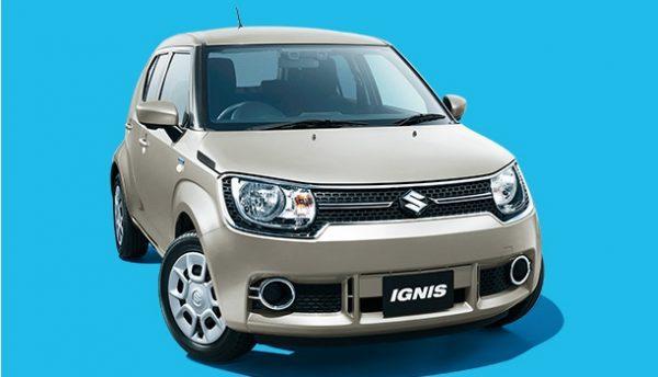 Suzuki Hybrid MG Limited