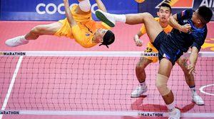 ตะกร้อชายไทยประเดิมสวยไล่หวดอิเหนาต่อด้วยเจ้าภาพกระเจิง ศึกซีเกมส์ 2019