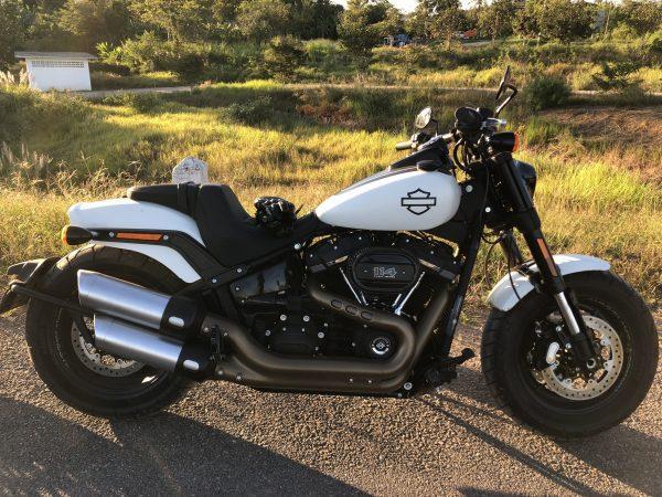 Harley-Davidson FLAT BOB