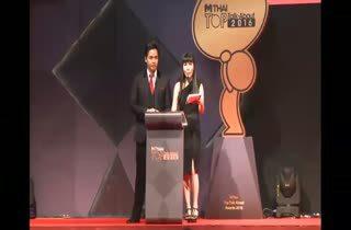 The Face Thailand Season2 ได้รับรางวัล MThai Top talk-about TV Show 2016