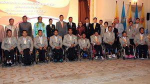 ทัพพาราลิมปิกไทยแห่รอบกรุง 'บิ๊กตู่'แจกอัดฉีดเพียบ182.8ล้านบาท!!