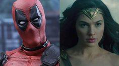 เดดพูลแสดงความยินดีข้ามค่าย!! ส่งภาพหัวใจให้ Wonder Woman ที่รายได้รวมในสหรัฐฯ แซงหนังของตัวเอง