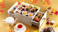 น้ำชายามบ่าย สีสันช่วงฤดูใบไม้เปลี่ยนสีของประเทศญี่ปุ่นที่ อัพแอนด์อะบัฟ บาร์