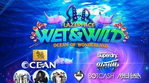แจกบัตรฟรี WET&WILD FESTIVAL 2016 จำนวน 10 ใบ